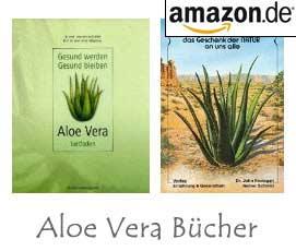 Aloe Vera Bücher