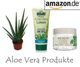 Aloe Vera Pflanze Wirkung Anwendung Saft Gel Kosmetik