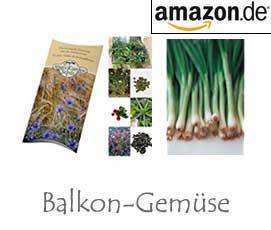 Balkon-Gemüse