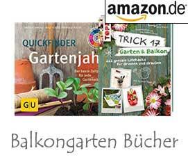 Balkongarten Bücher