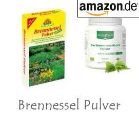 Brennessel Pulver