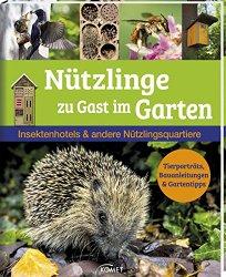 Buch bestellen: Nützlinge zu Gast im Garten