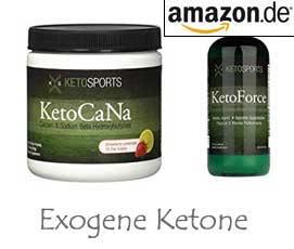 Exogene Ketone