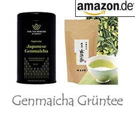 Genmaicha-Grüntee