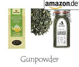 Gunpowder Grüntee