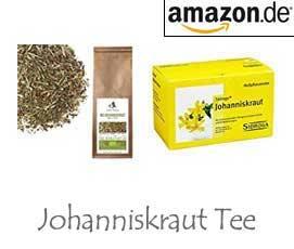 Johanneskraut Tee
