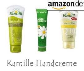 Kamille Handcreme