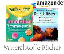 Mineralstoffe Bücher