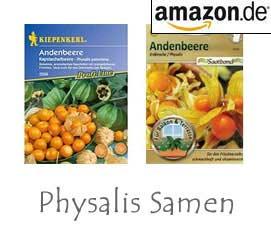 Physalis Samen