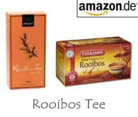 Rotbusch - Rooibos Tee