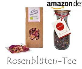Rosenblüten-Tee