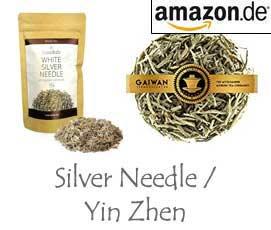 Silver Needle / Yin Zhen