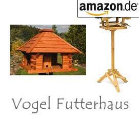 Vogel Futterhaus