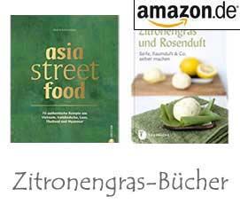 Zitronengras-Bücher